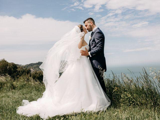 Il matrimonio di Samantha e Samuele a Jesi, Ancona 43