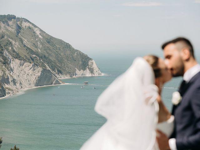 Il matrimonio di Samantha e Samuele a Jesi, Ancona 44