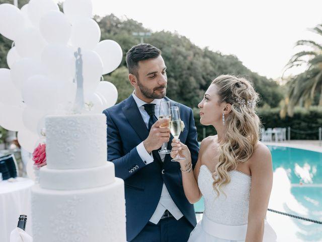 Il matrimonio di Samantha e Samuele a Jesi, Ancona 52