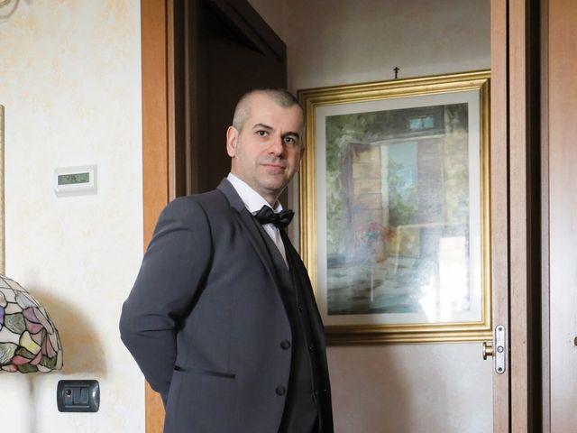 Il matrimonio di Flavia e Mirko a Legnano, Milano 14