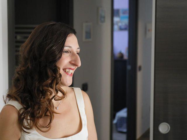 Il matrimonio di Flavia e Mirko a Legnano, Milano 17
