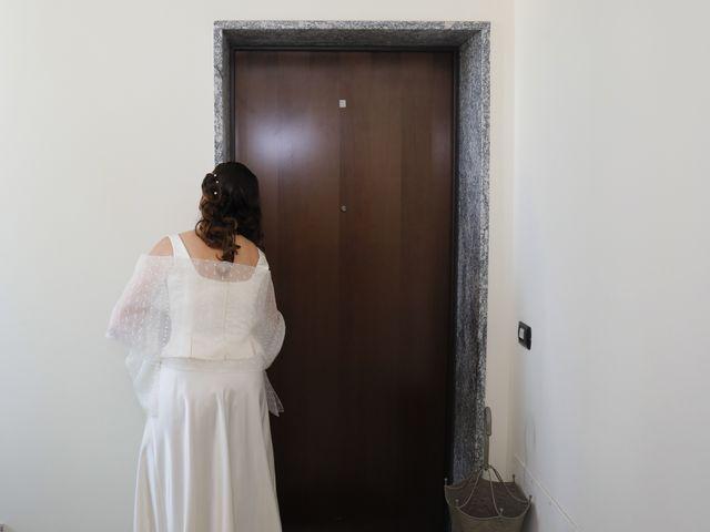 Il matrimonio di Flavia e Mirko a Legnano, Milano 22