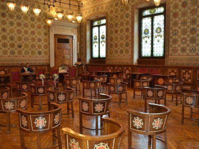 Il matrimonio di Flavia e Mirko a Legnano, Milano 33