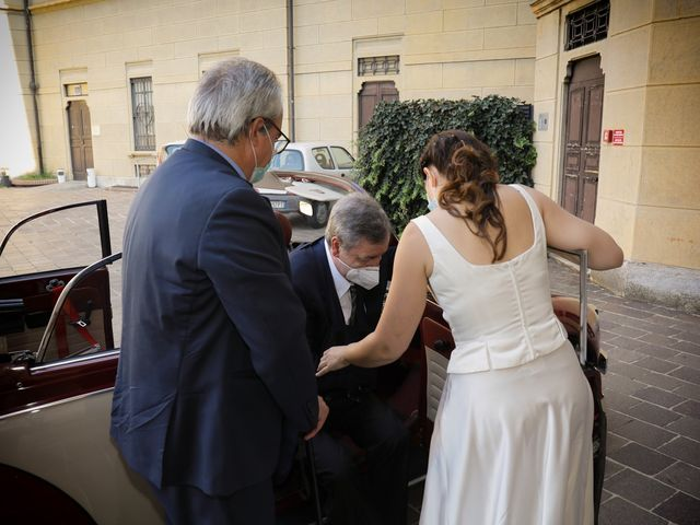 Il matrimonio di Flavia e Mirko a Legnano, Milano 37