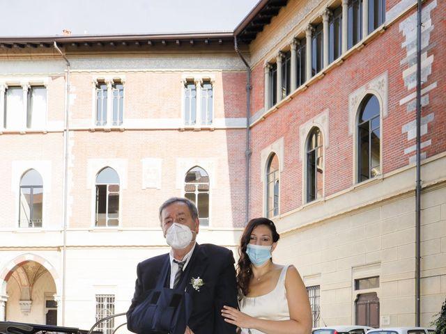 Il matrimonio di Flavia e Mirko a Legnano, Milano 38