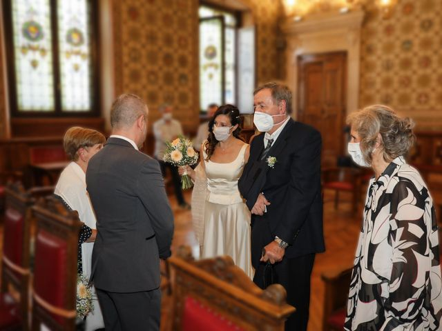 Il matrimonio di Flavia e Mirko a Legnano, Milano 45