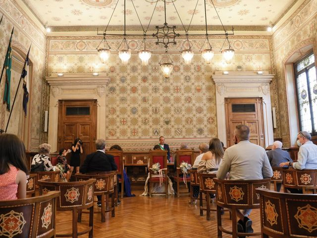 Il matrimonio di Flavia e Mirko a Legnano, Milano 50