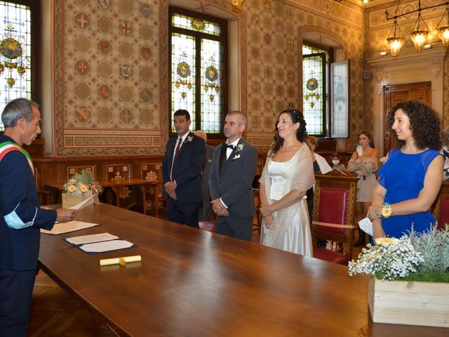 Il matrimonio di Flavia e Mirko a Legnano, Milano 51