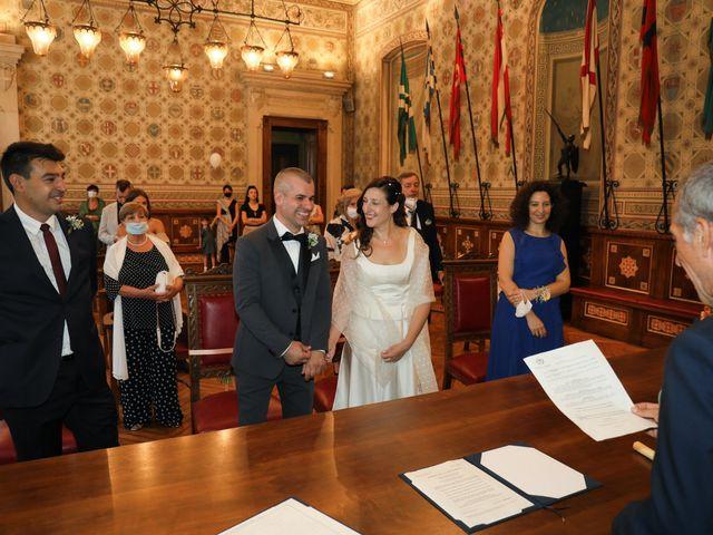 Il matrimonio di Flavia e Mirko a Legnano, Milano 53