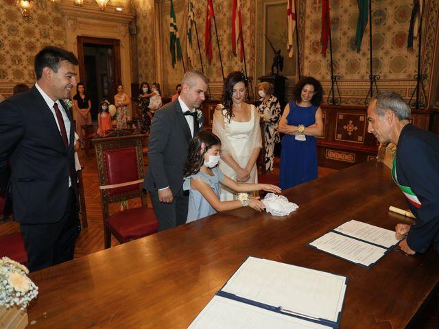 Il matrimonio di Flavia e Mirko a Legnano, Milano 55