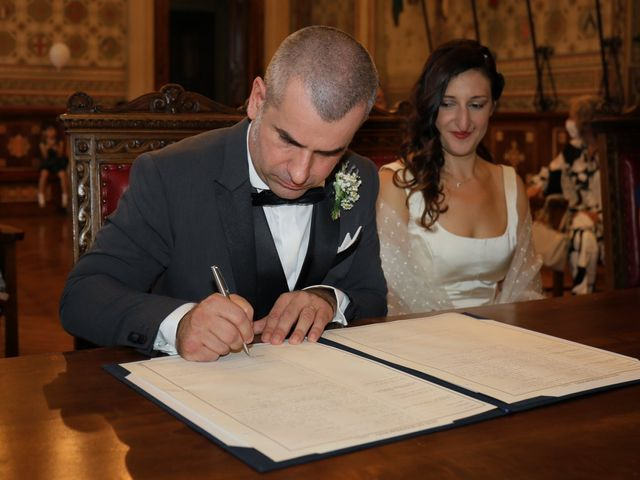 Il matrimonio di Flavia e Mirko a Legnano, Milano 64
