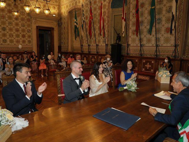 Il matrimonio di Flavia e Mirko a Legnano, Milano 68