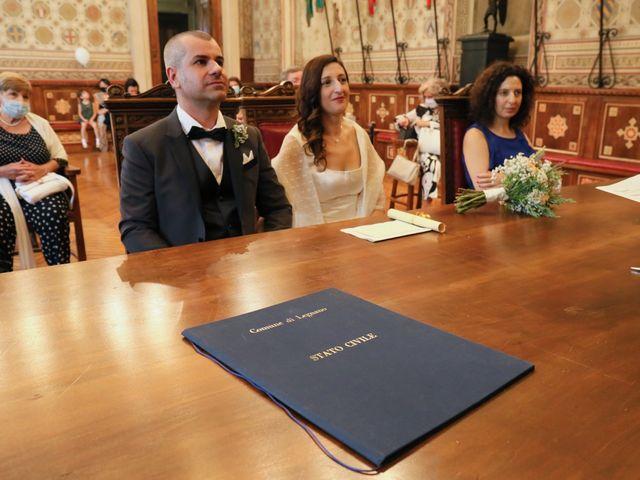 Il matrimonio di Flavia e Mirko a Legnano, Milano 71