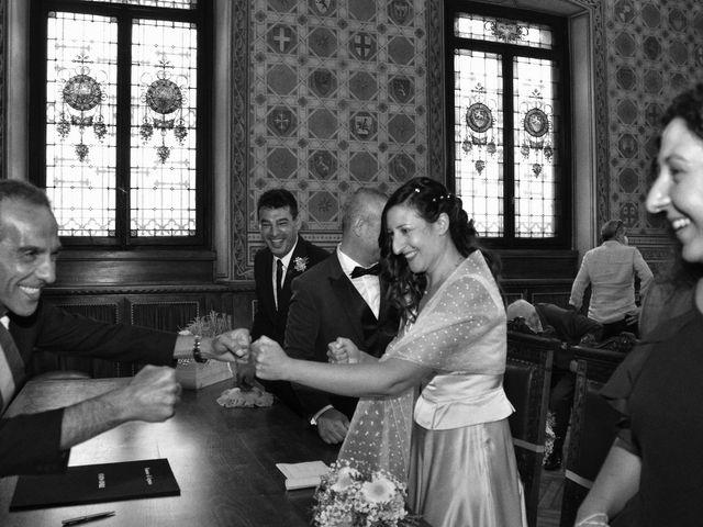 Il matrimonio di Flavia e Mirko a Legnano, Milano 72