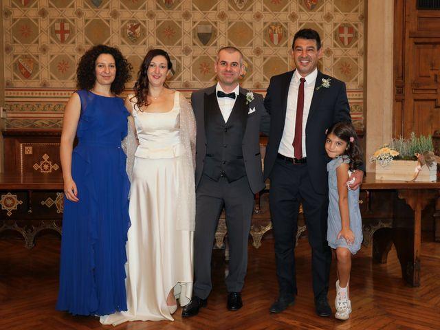 Il matrimonio di Flavia e Mirko a Legnano, Milano 74