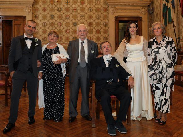 Il matrimonio di Flavia e Mirko a Legnano, Milano 75