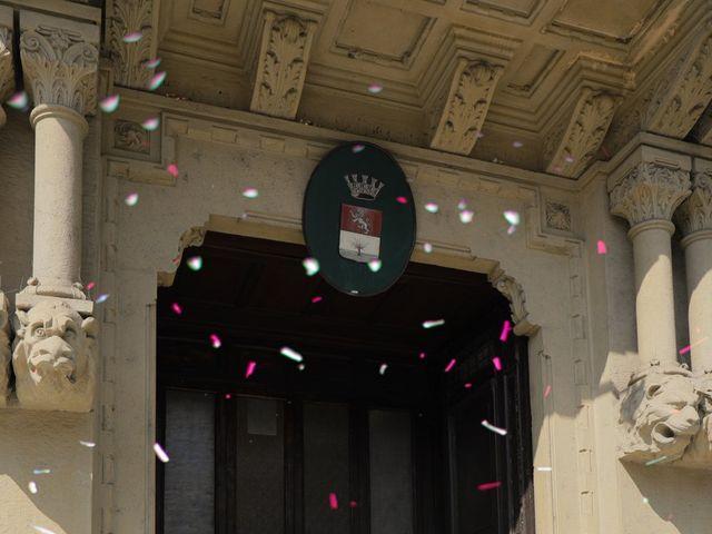 Il matrimonio di Flavia e Mirko a Legnano, Milano 77