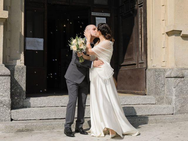 Il matrimonio di Flavia e Mirko a Legnano, Milano 79
