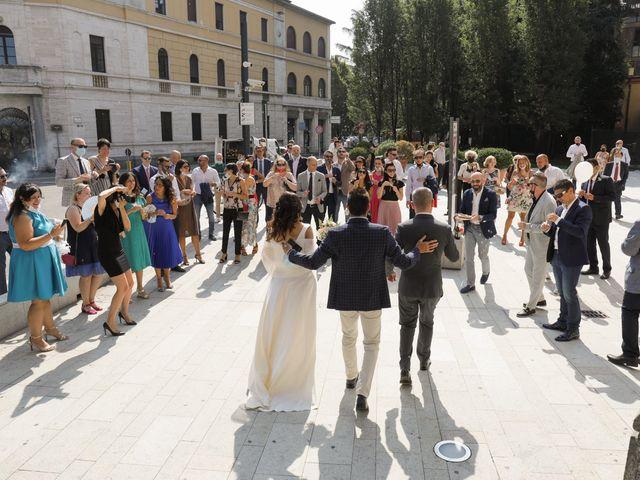 Il matrimonio di Flavia e Mirko a Legnano, Milano 81