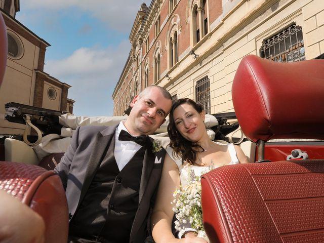 Il matrimonio di Flavia e Mirko a Legnano, Milano 86