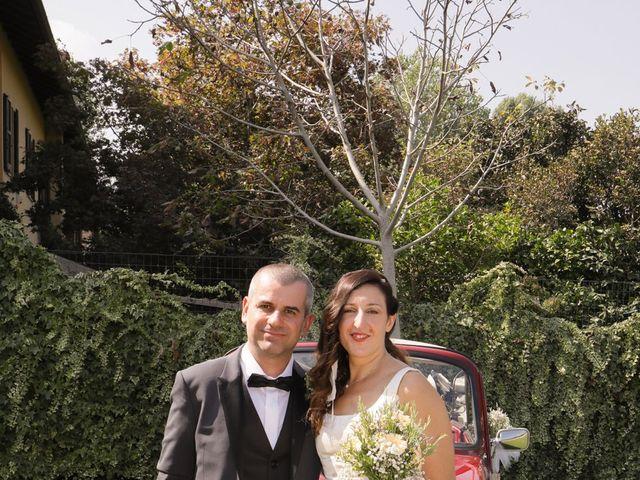 Il matrimonio di Flavia e Mirko a Legnano, Milano 94