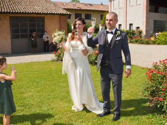 Il matrimonio di Flavia e Mirko a Legnano, Milano 97