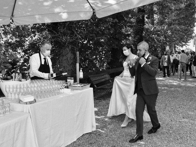 Il matrimonio di Flavia e Mirko a Legnano, Milano 98