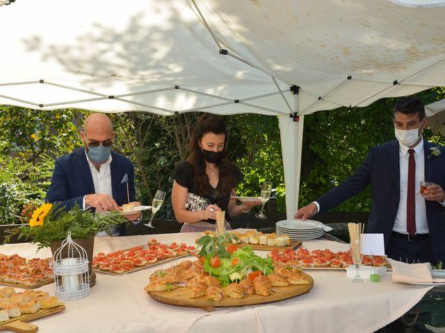 Il matrimonio di Flavia e Mirko a Legnano, Milano 100