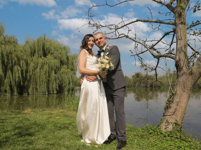 Il matrimonio di Flavia e Mirko a Legnano, Milano 103