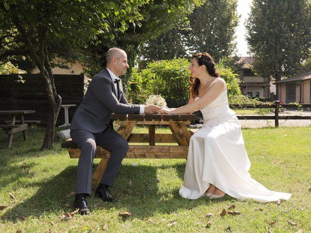 Il matrimonio di Flavia e Mirko a Legnano, Milano 107