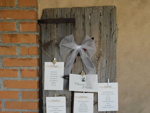 Il matrimonio di Flavia e Mirko a Legnano, Milano 108