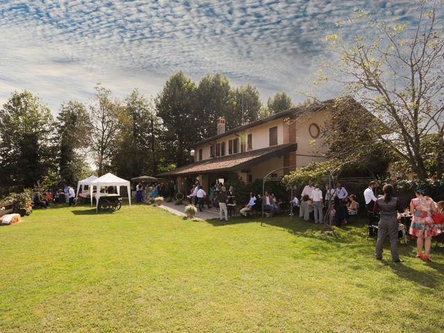 Il matrimonio di Flavia e Mirko a Legnano, Milano 109