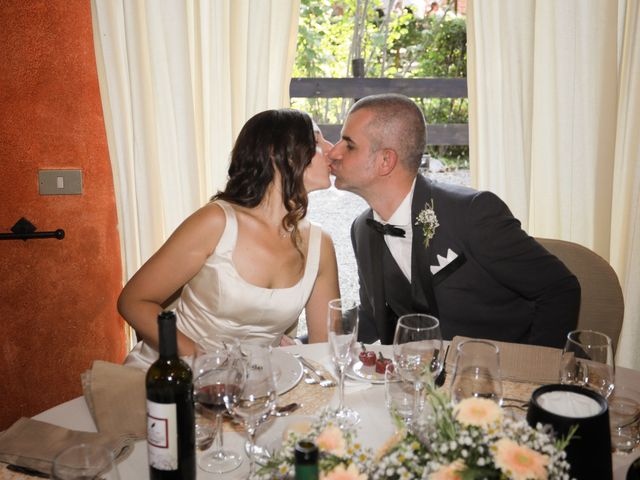 Il matrimonio di Flavia e Mirko a Legnano, Milano 112