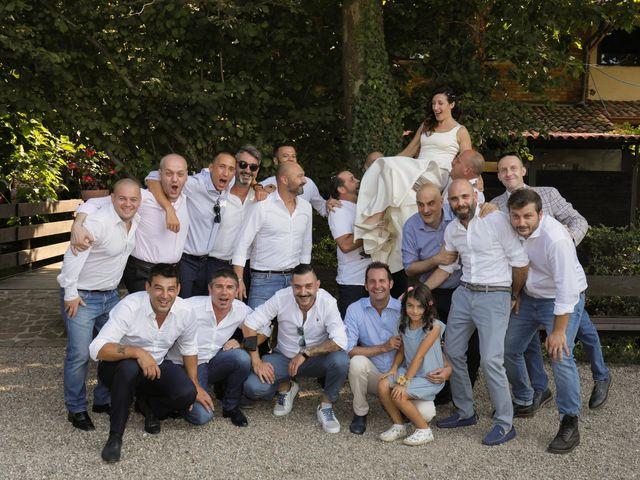 Il matrimonio di Flavia e Mirko a Legnano, Milano 115