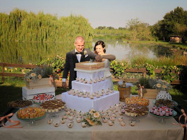 Il matrimonio di Flavia e Mirko a Legnano, Milano 119