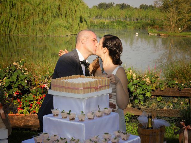 Il matrimonio di Flavia e Mirko a Legnano, Milano 120