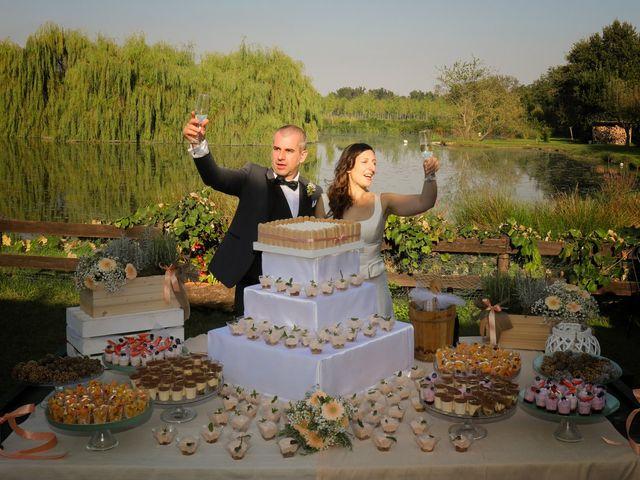 Il matrimonio di Flavia e Mirko a Legnano, Milano 122
