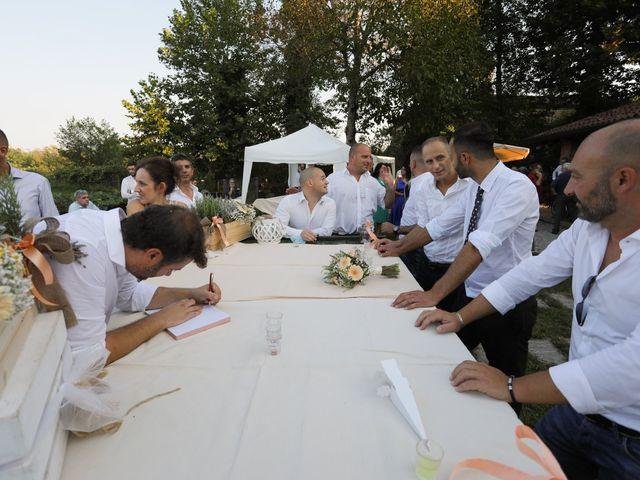 Il matrimonio di Flavia e Mirko a Legnano, Milano 139