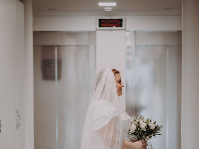 Il matrimonio di Aurora e Giuseppe a Corato, Bari 3