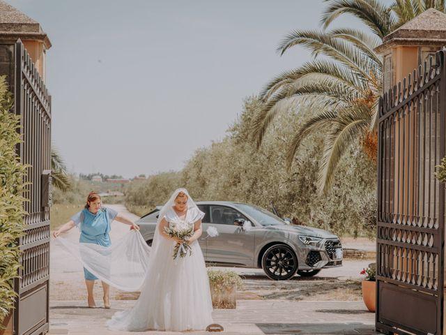 Il matrimonio di Aurora e Giuseppe a Corato, Bari 5