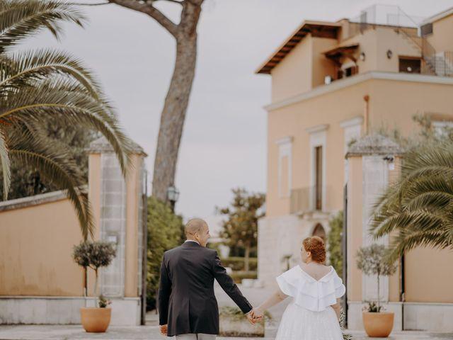 Il matrimonio di Aurora e Giuseppe a Corato, Bari 7
