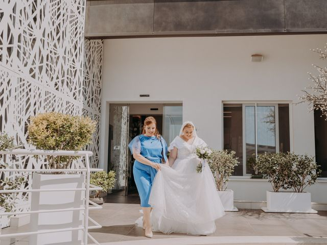 Il matrimonio di Aurora e Giuseppe a Corato, Bari 15