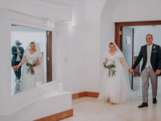 Il matrimonio di Aurora e Giuseppe a Corato, Bari 19