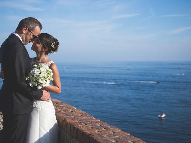 Le nozze di Giulia e Pietro