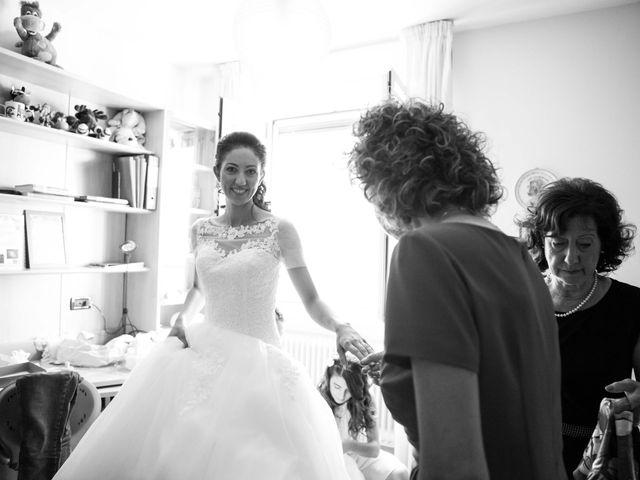 Il matrimonio di Marco e Chiara a Rovereto, Trento 25