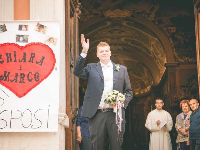 Il matrimonio di Marco e Chiara a Rovereto, Trento 34