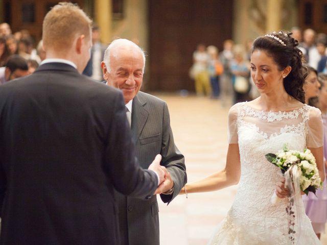 Il matrimonio di Marco e Chiara a Rovereto, Trento 43