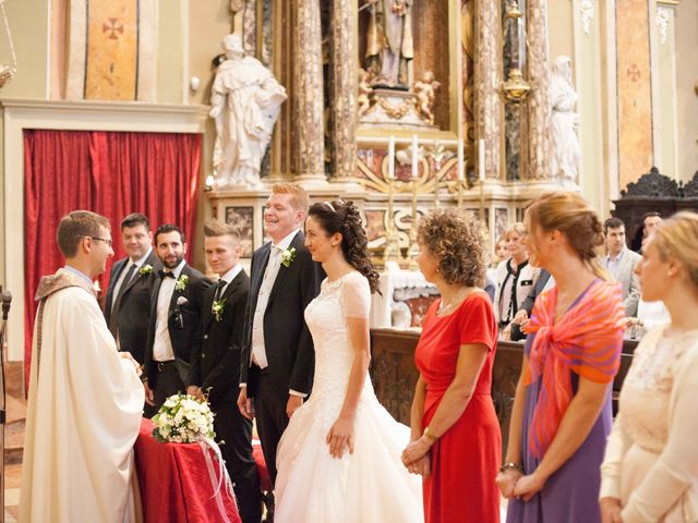 Il matrimonio di Marco e Chiara a Rovereto, Trento 45