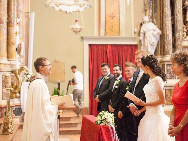 Il matrimonio di Marco e Chiara a Rovereto, Trento 47