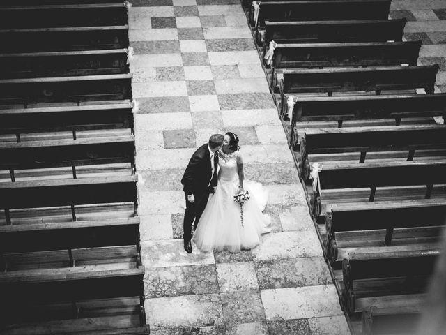 Il matrimonio di Marco e Chiara a Rovereto, Trento 1